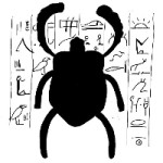 The Sacred Scarab Root