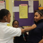 Medgar Evers school and emotion stories lesson
