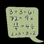 Math Stories Activity