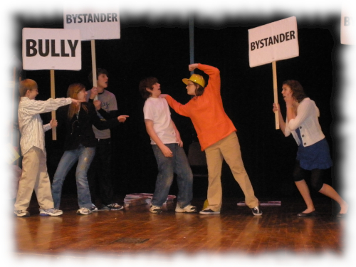 Using Drama to Address Bullying Behaviors